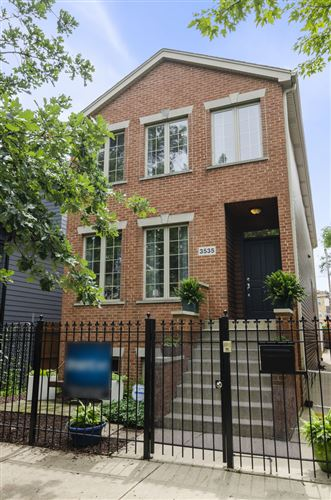 Photo of 3535 W Palmer Street, Chicago, IL 60647 (MLS # 10841673)