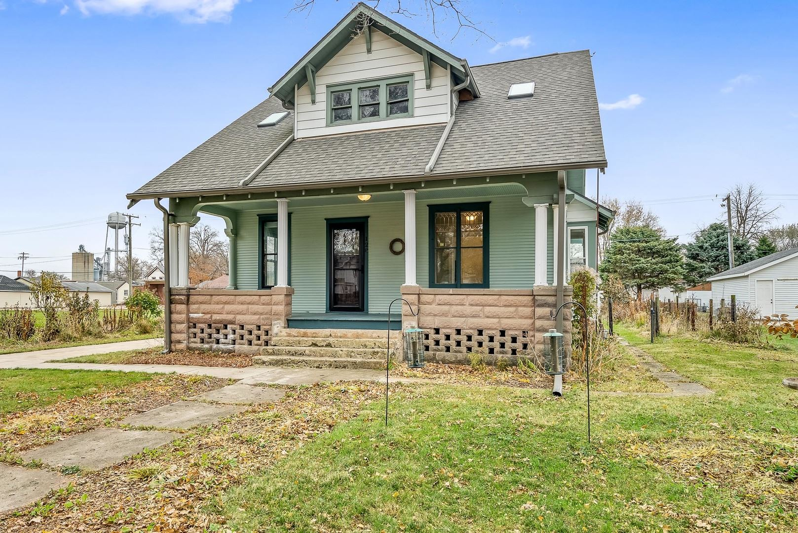 128 Spring Street, Franklin Grove, IL 61031 - #: 10578673