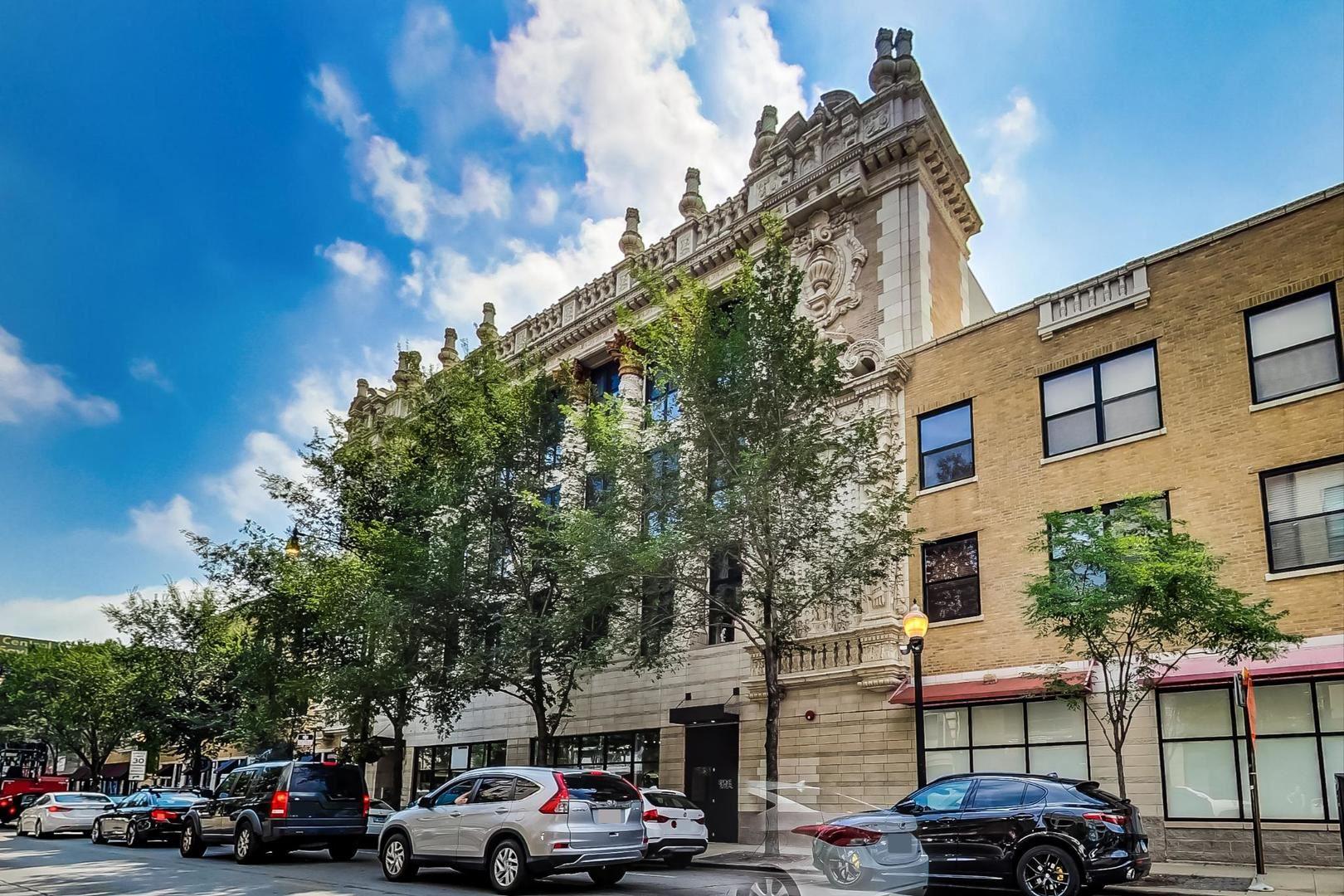 1635 W Belmont Avenue #515, Chicago, IL 60657 - MLS#: 11241673