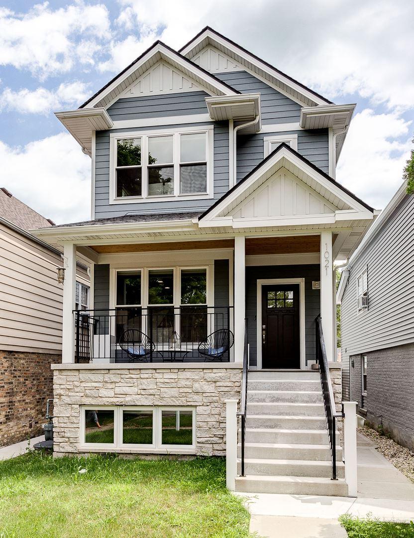Photo for 1021 Dewey Avenue, Evanston, IL 60202 (MLS # 10798674)