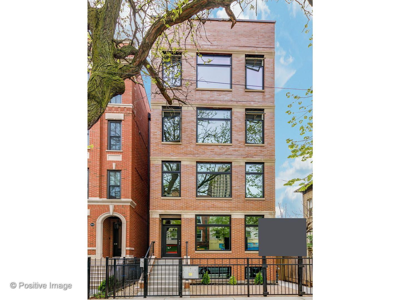 2016 W Webster Avenue #2, Chicago, IL 60642 - #: 10814675