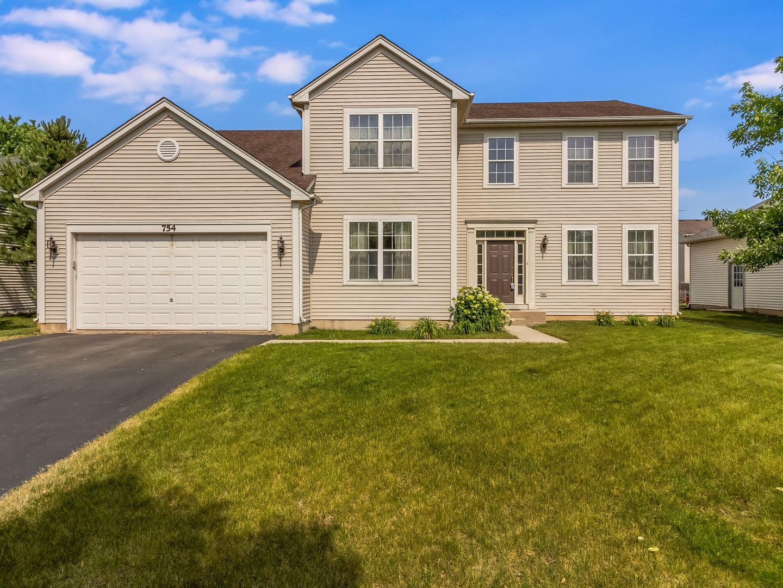 Photo of 754 Lenox Avenue, Bolingbrook, IL 60490 (MLS # 11128675)