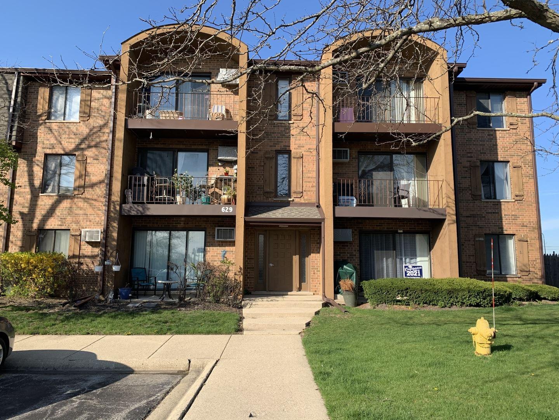 629 N Briar Hill Lane #1, Addison, IL 60101 - #: 11235675