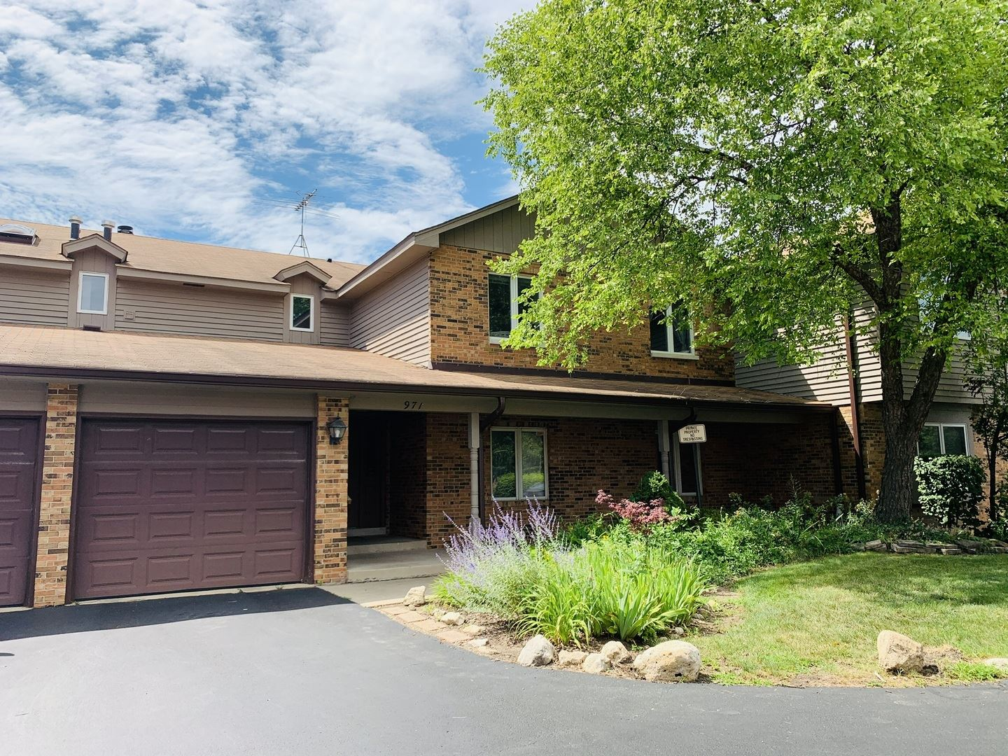 971 West Court #C, Naperville, IL 60563 - #: 10808676