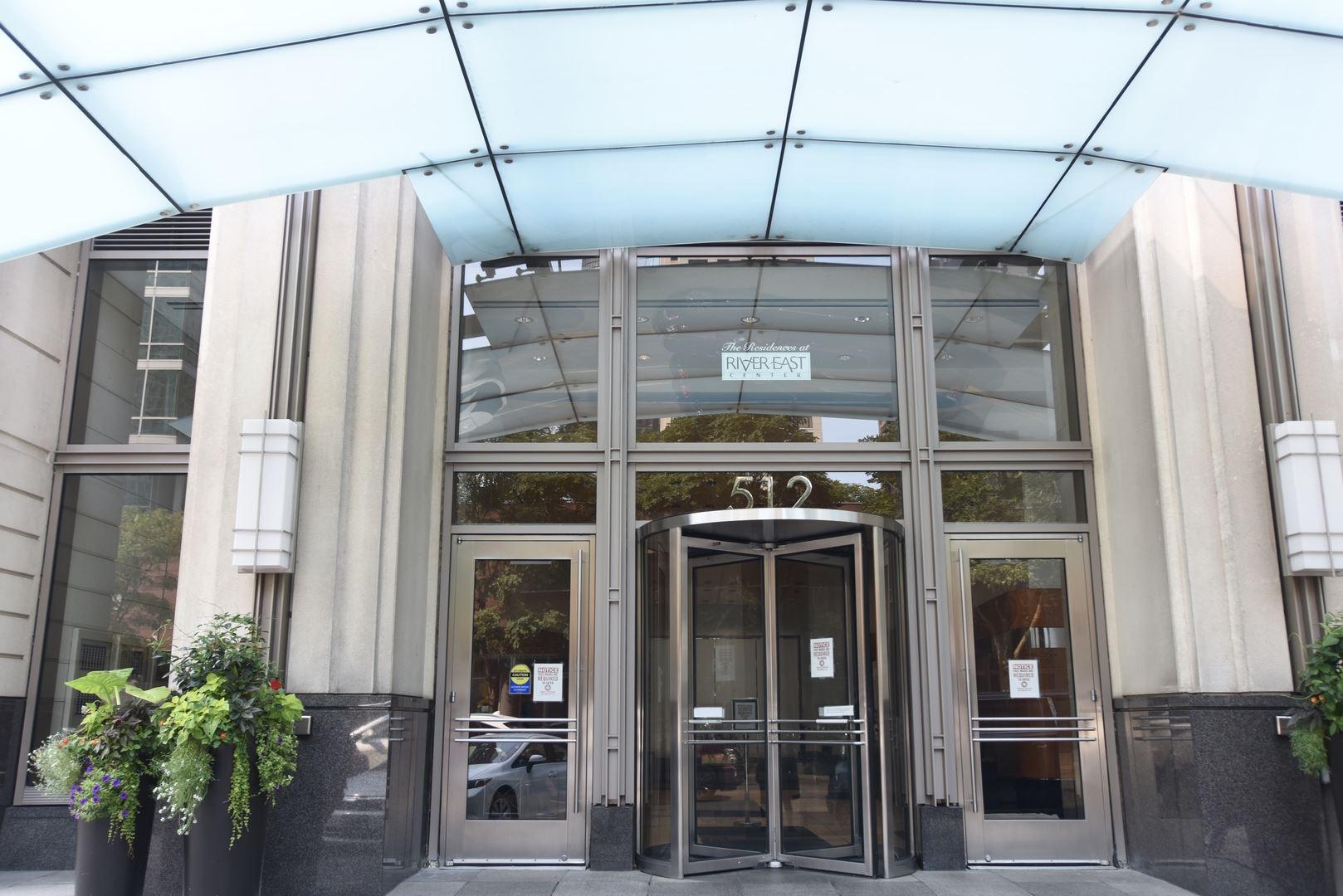 512 N McClurg Court #807, Chicago, IL 60611 - MLS#: 11216676