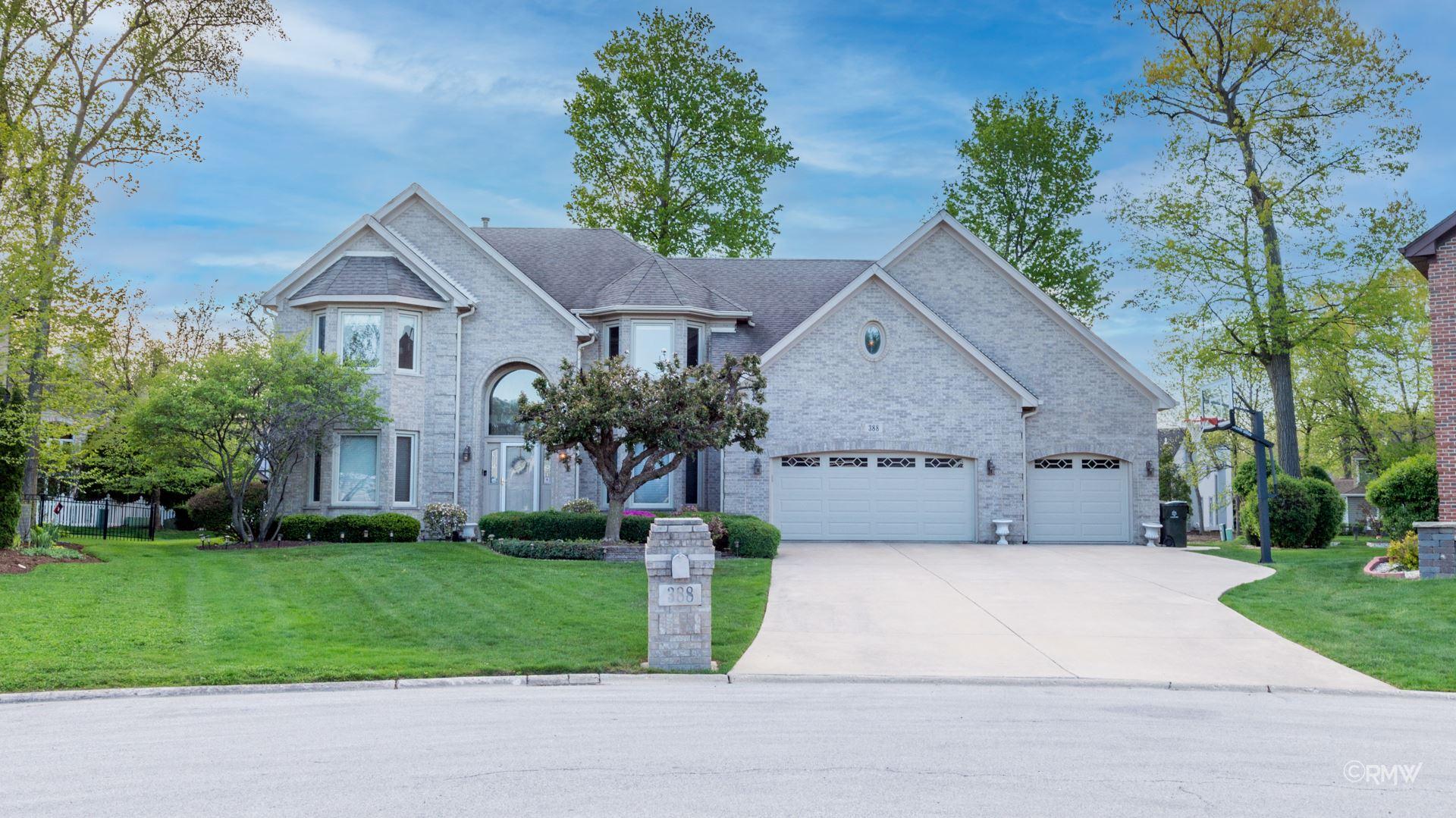388 Woodside Drive, Wood Dale, IL 60191 - #: 11081677