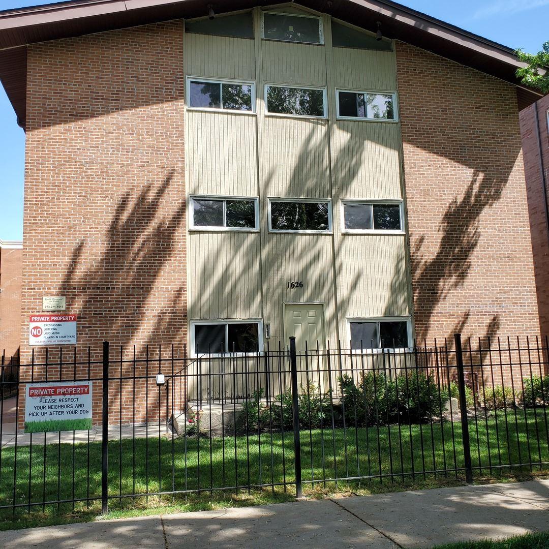 1626 W Estes Avenue #1C, Chicago, IL 60626 - #: 11101677