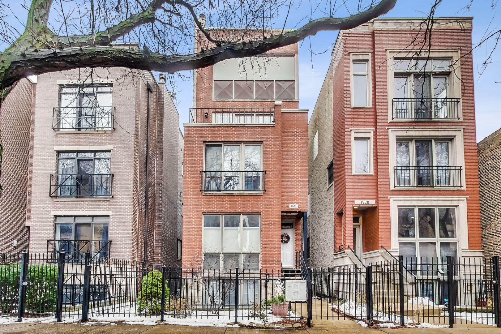 1922 W Diversey Parkway, Chicago, IL 60614 - #: 10739678