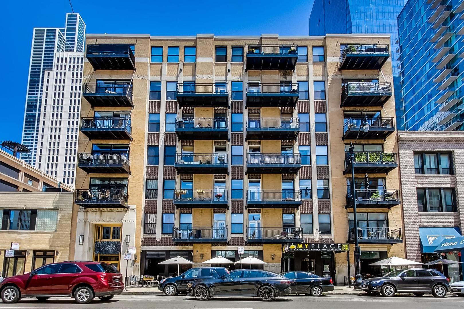 1307 S WABASH Street #311, Chicago, IL 60605 - #: 10798678