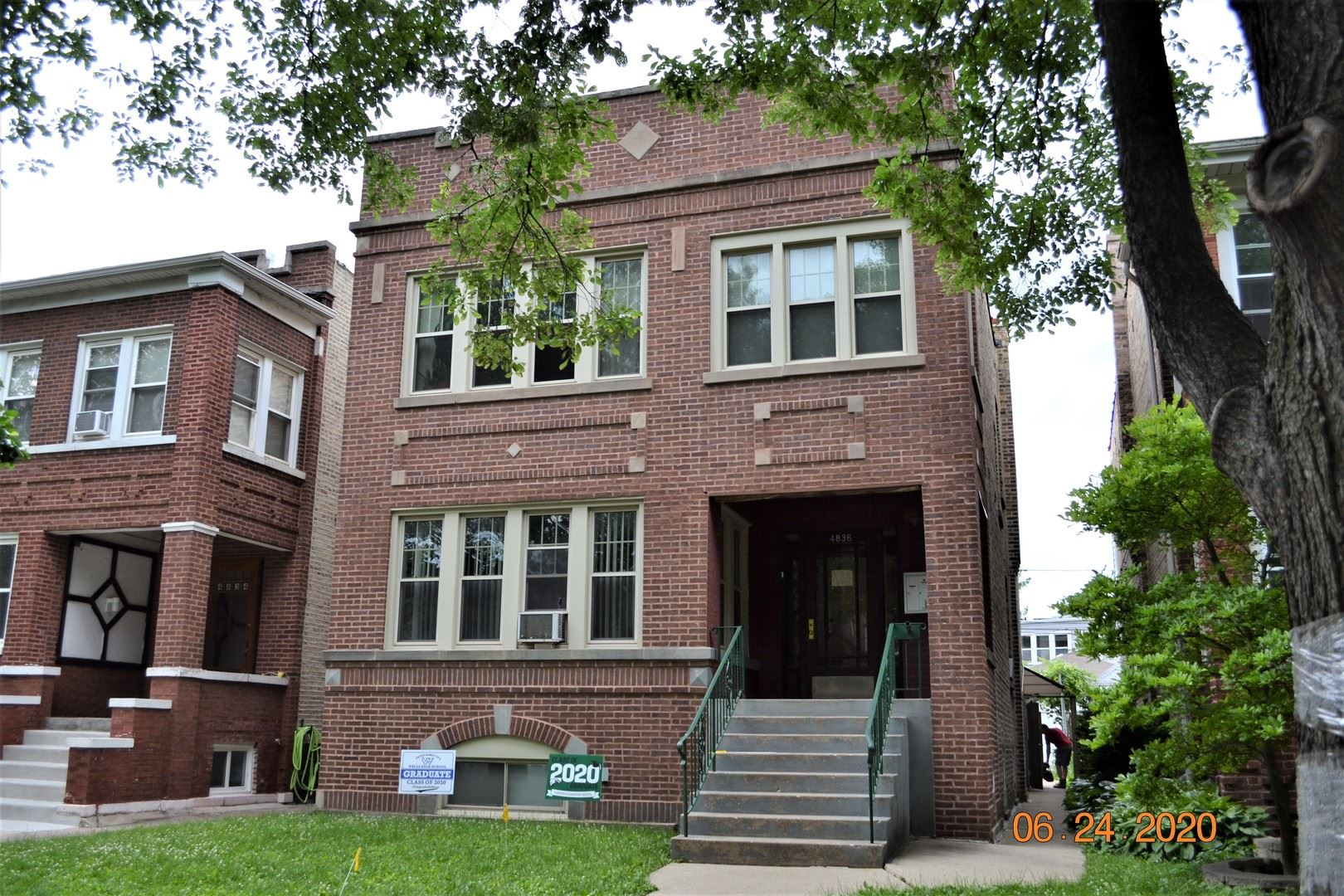 4836 N Karlov Avenue, Chicago, IL 60630 - #: 10763679