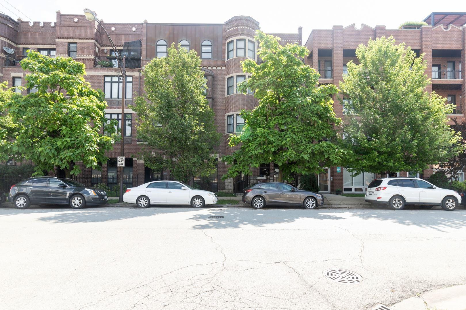 521 N RACINE Avenue #1, Chicago, IL 60622 - #: 11155679