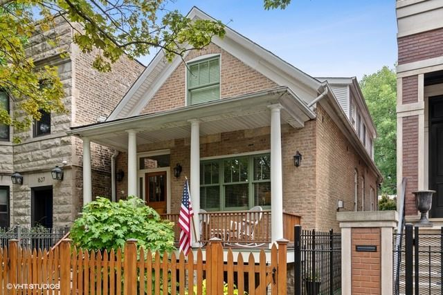 1633 N Bell Avenue, Chicago, IL 60647 - #: 10775681