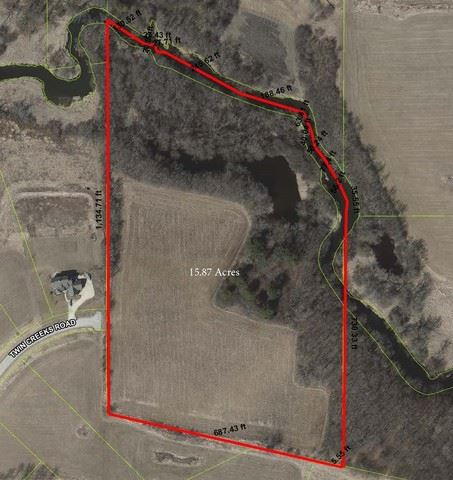 15 acres Twin Creeks Road, Woodstock, IL 60098 - #: 10531682