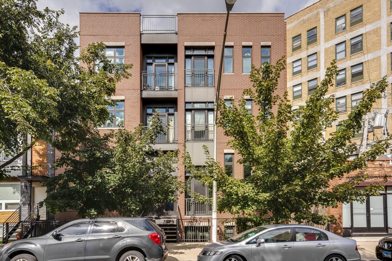 1530 W Haddon Avenue #1E, Chicago, IL 60642 - #: 10721683