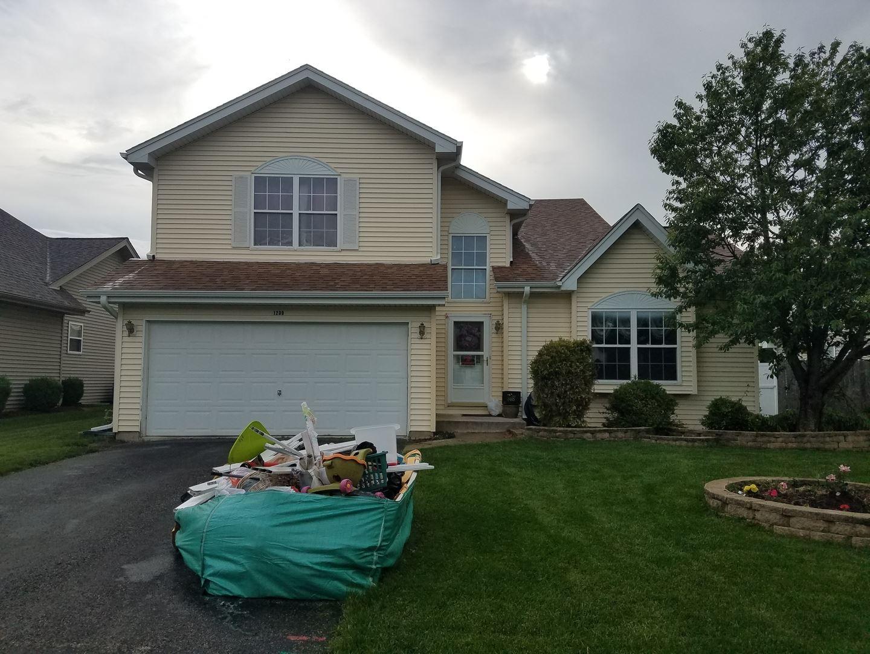 1209 BlueJay Lane, Plainfield, IL 60586 - #: 10725683