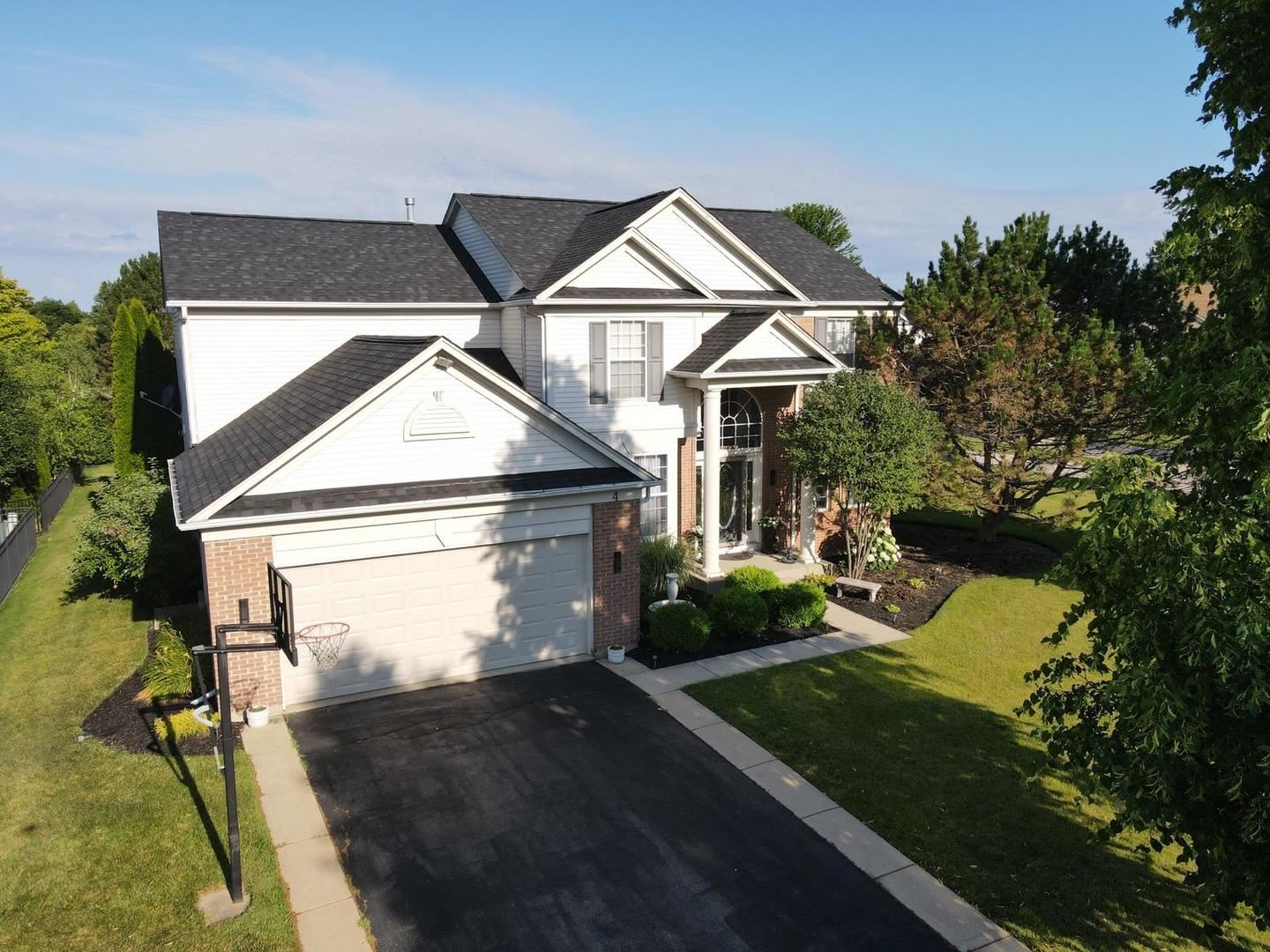 4 Hithergreen Court, Algonquin, IL 60102 - #: 10778684