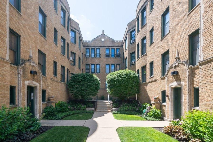 142 CLYDE Avenue #2W, Evanston, IL 60202 - #: 10781684