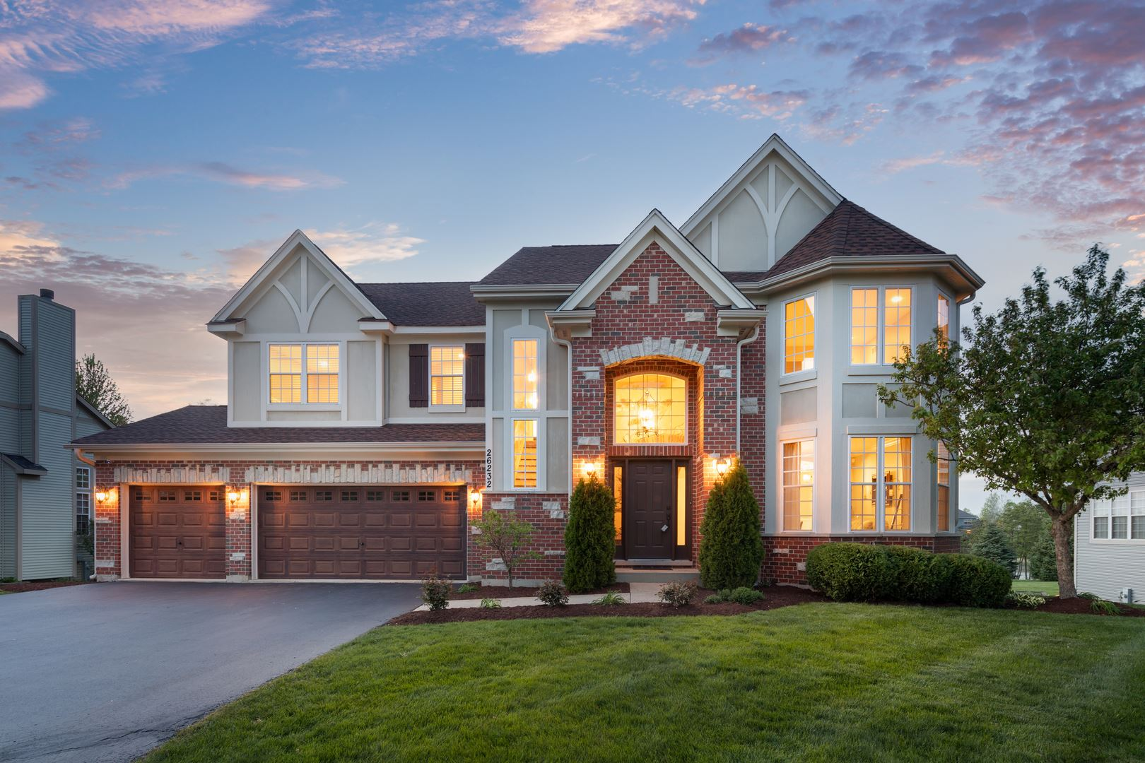 Photo of 26232 Whispering Woods Circle, Plainfield, IL 60585 (MLS # 11079684)