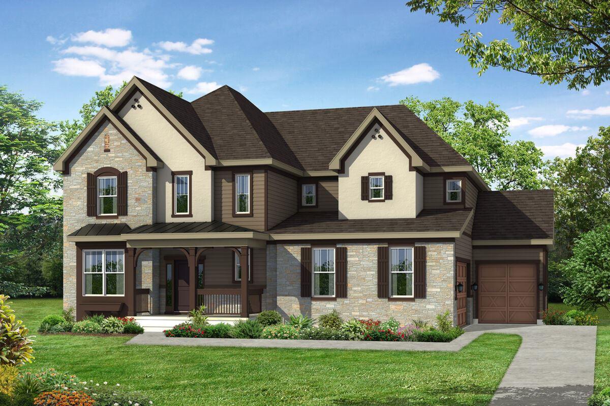 24576 N Blue Aster Lot #26 Lane, Lake Barrington, IL 60010 - #: 11167684