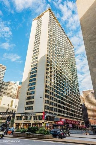 535 N MICHIGAN Avenue #1802, Chicago, IL 60611 - #: 10748686
