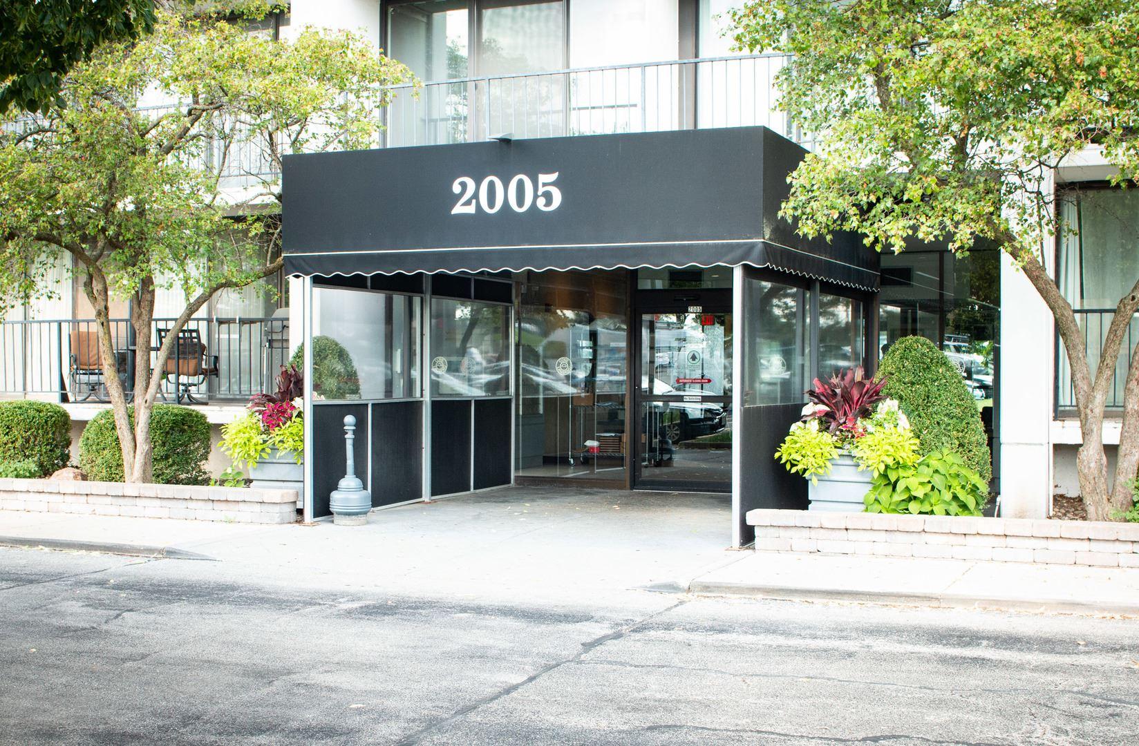 2005 S Finley Road #1003, Lombard, IL 60148 - #: 10782686
