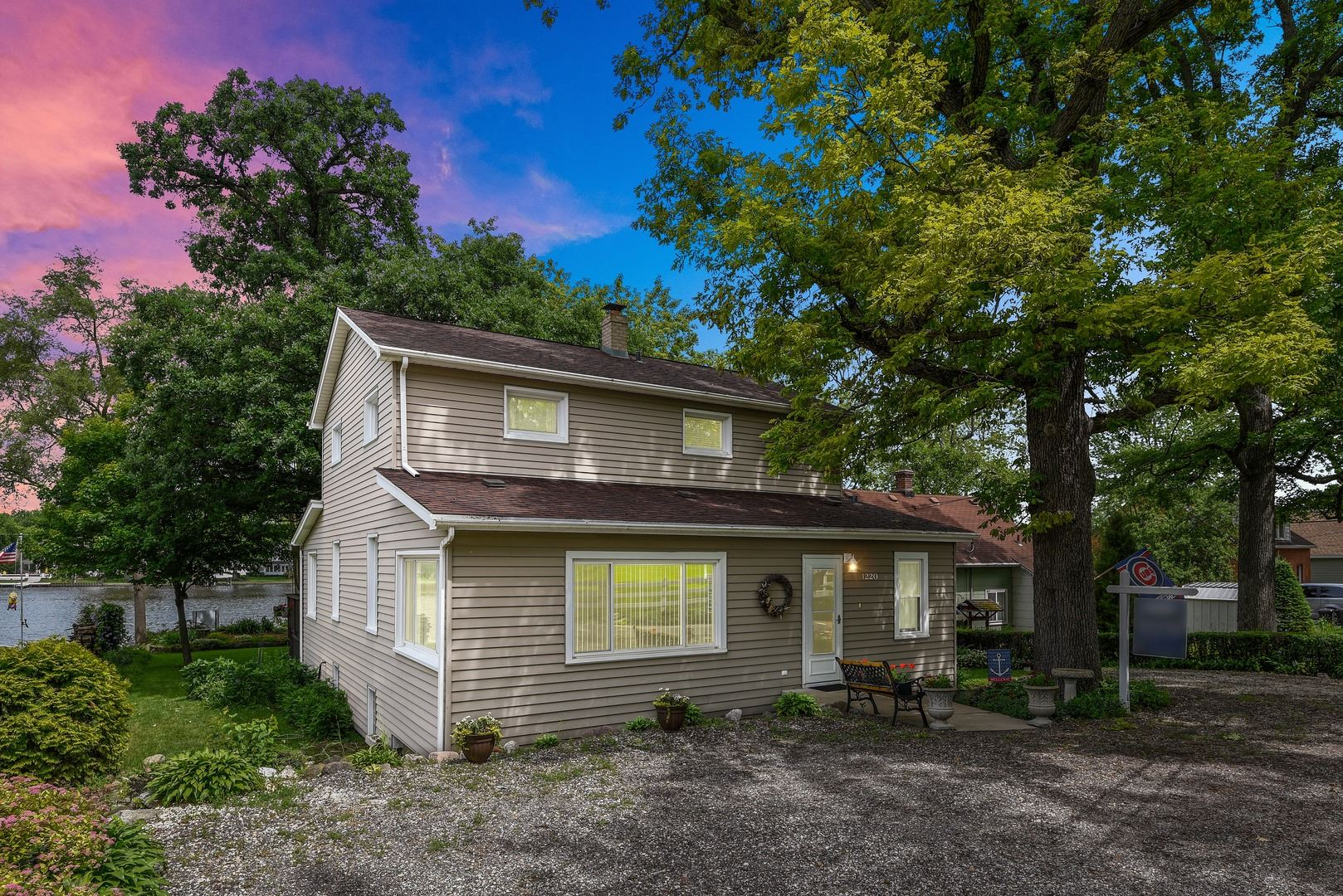 1220 River Terrace Drive, Johnsburg, IL 60051 - #: 10846686
