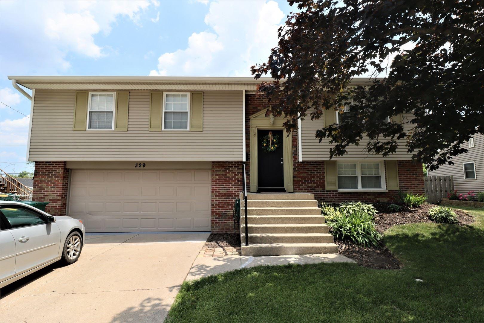 Photo of 329 Hickory Avenue, Romeoville, IL 60446 (MLS # 11124687)