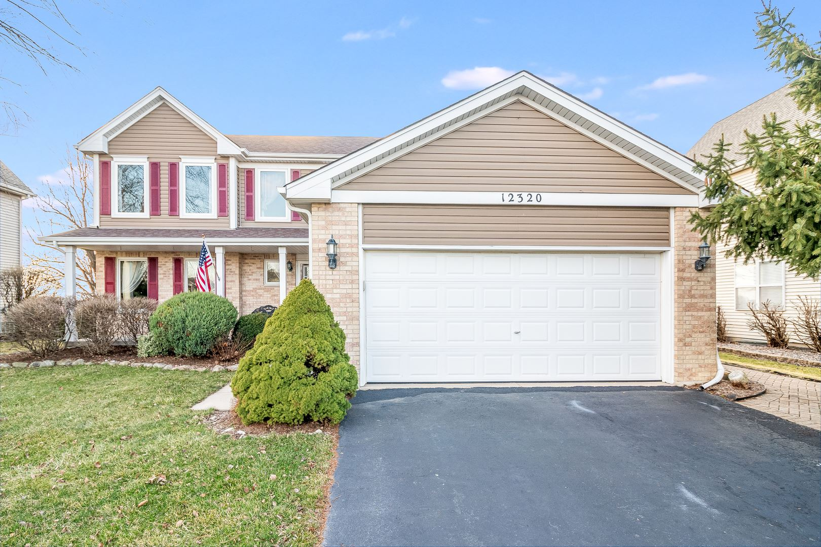 Photo for 12320 Heritage Meadows Drive, Plainfield, IL 60585 (MLS # 10677688)