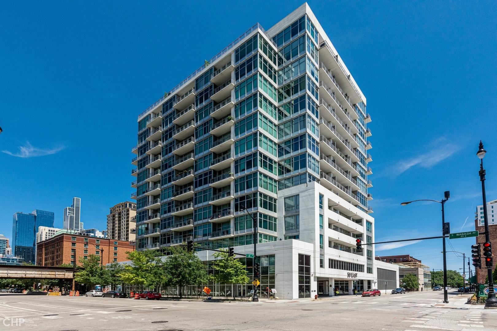 50 E 16th Street #1009, Chicago, IL 60616 - #: 10797688
