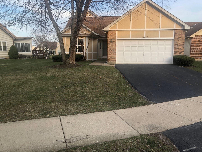 Photo of 21067 W Hazelnut Lane, Plainfield, IL 60544 (MLS # 11059689)