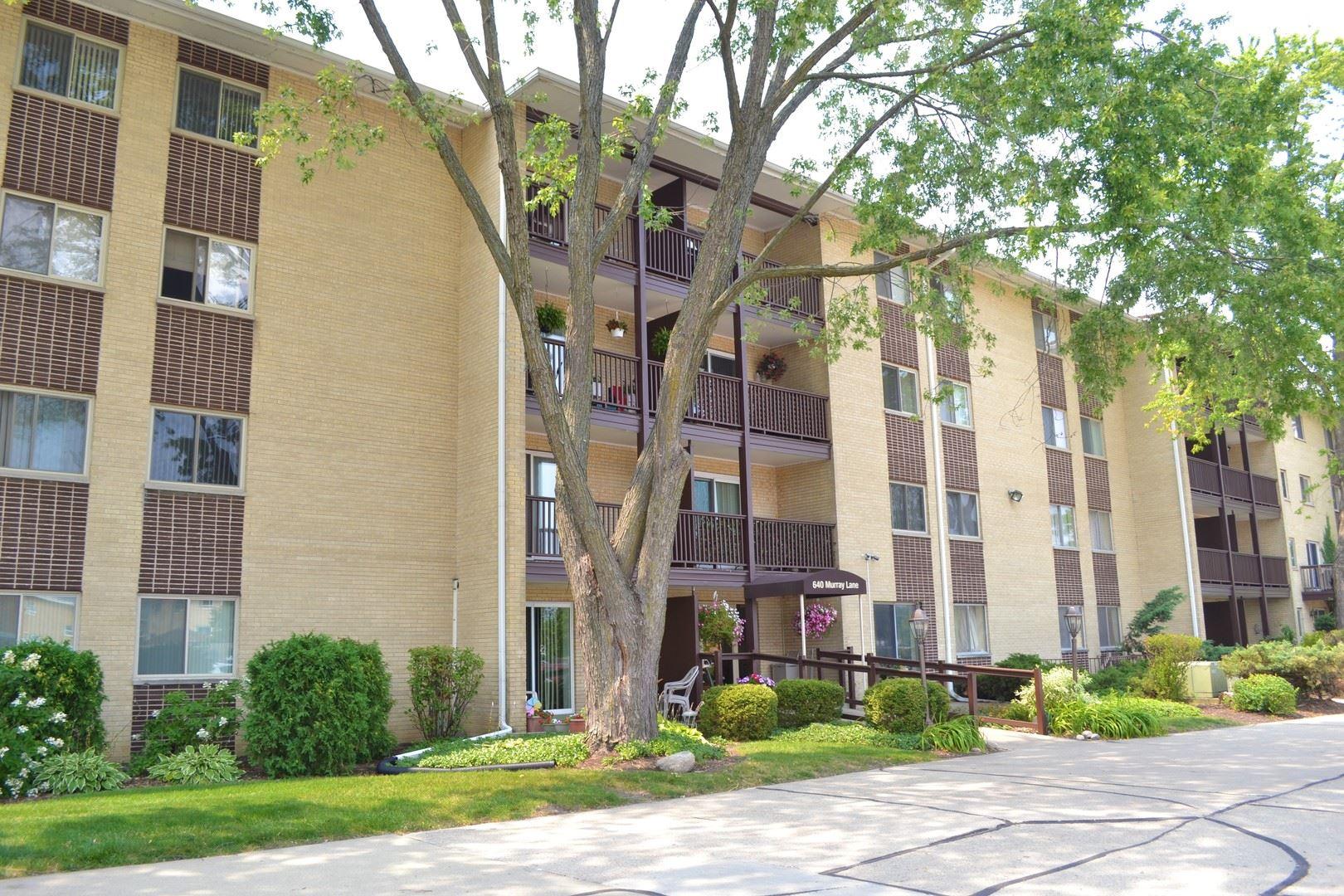 640 Murray Lane #116, Des Plaines, IL 60016 - #: 11214689