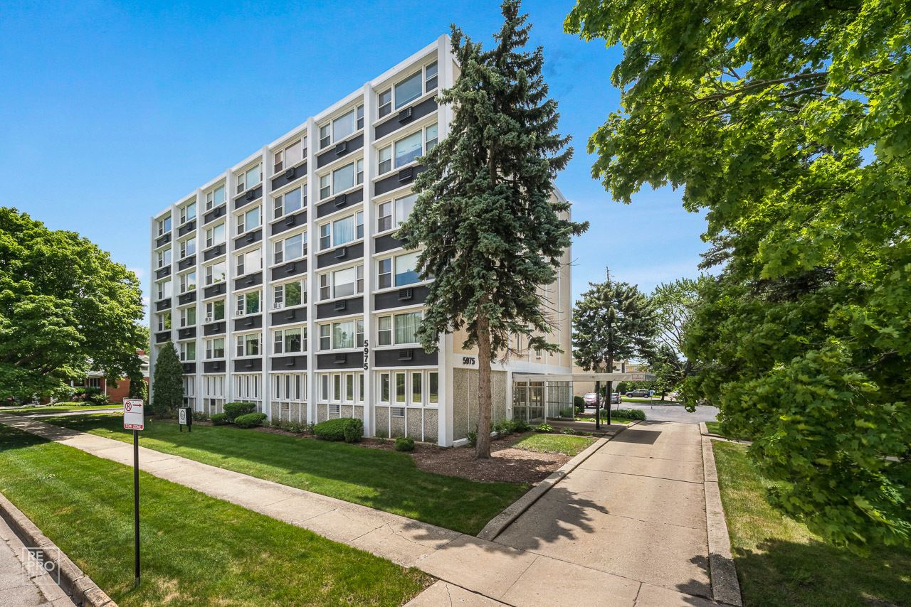 5975 N Odell Avenue #4E, Chicago, IL 60631 - #: 10751690
