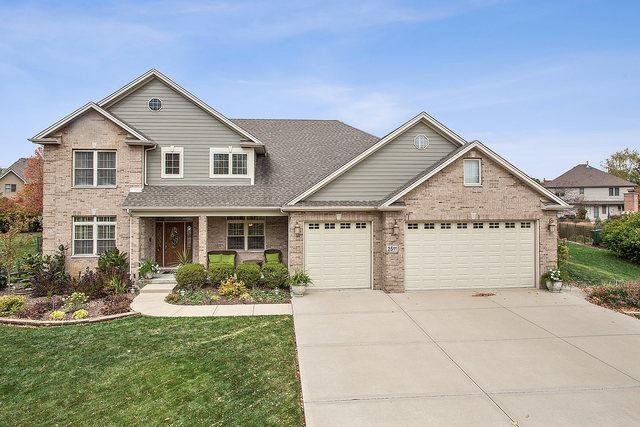 Photo of 2511 Brookridge Drive, Plainfield, IL 60586 (MLS # 10911690)