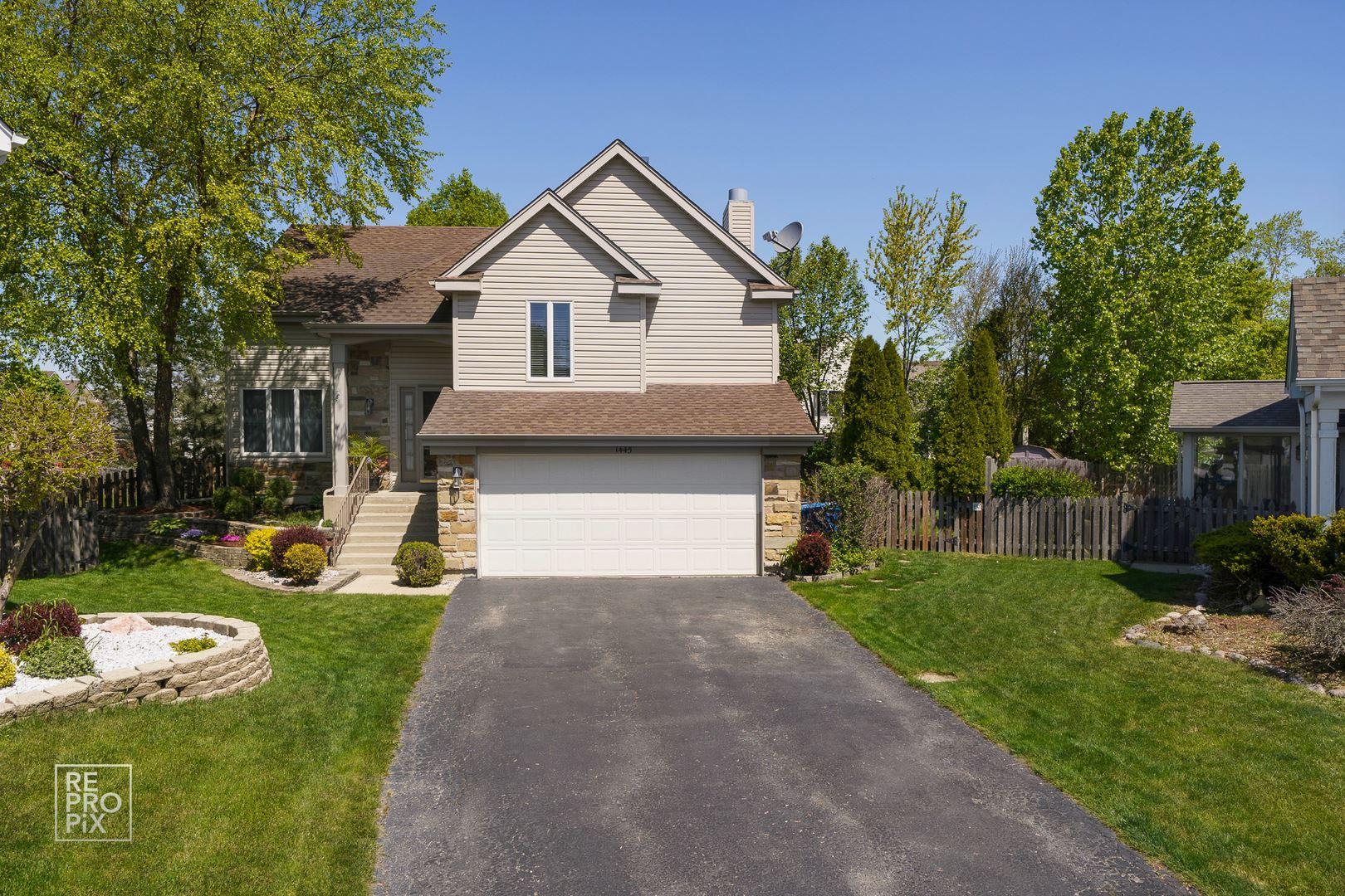 1445 Beaumont Circle, Bartlett, IL 60103 - #: 11094690