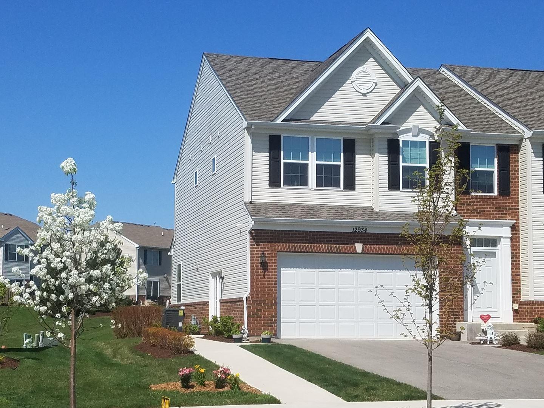 12934 White Pine Way, Plainfield, IL 60585 - #: 10667692
