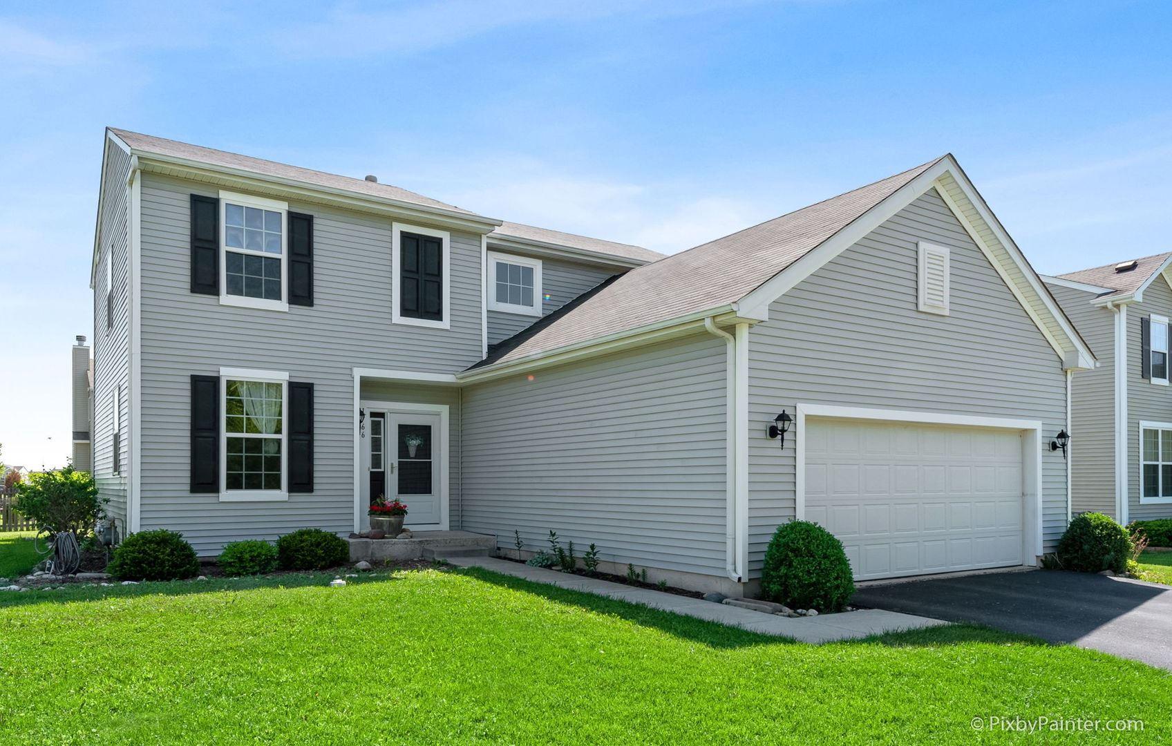 1766 Butterfield Road, Woodstock, IL 60098 - #: 10714692