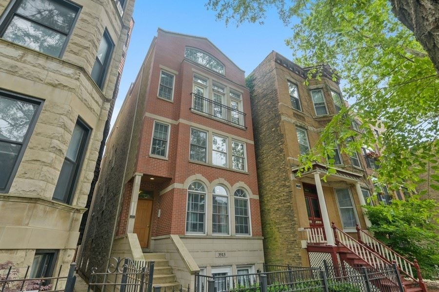 3513 N Reta Avenue #3, Chicago, IL 60657 - #: 10808692