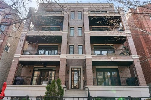 Photo of 843 W Buckingham Place #4E, Chicago, IL 60657 (MLS # 11051693)