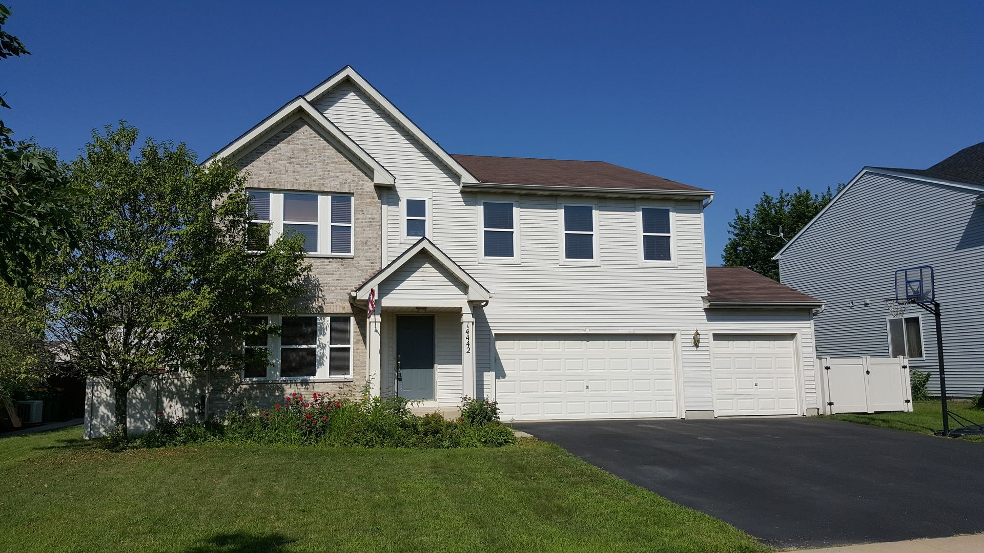 14442 INDEPENDENCE Drive, Plainfield, IL 60544 - #: 10814693