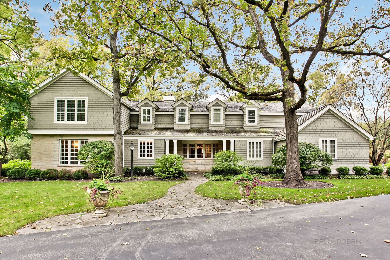 Photo for 270 King Muir Road, Lake Forest, IL 60045 (MLS # 10962693)