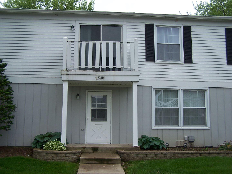 1274 Prairie Avenue #D, Glendale Heights, IL 60139 - #: 10727694