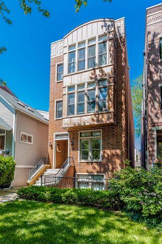 3834 N Janssen Avenue #1, Chicago, IL 60613 - #: 10744694
