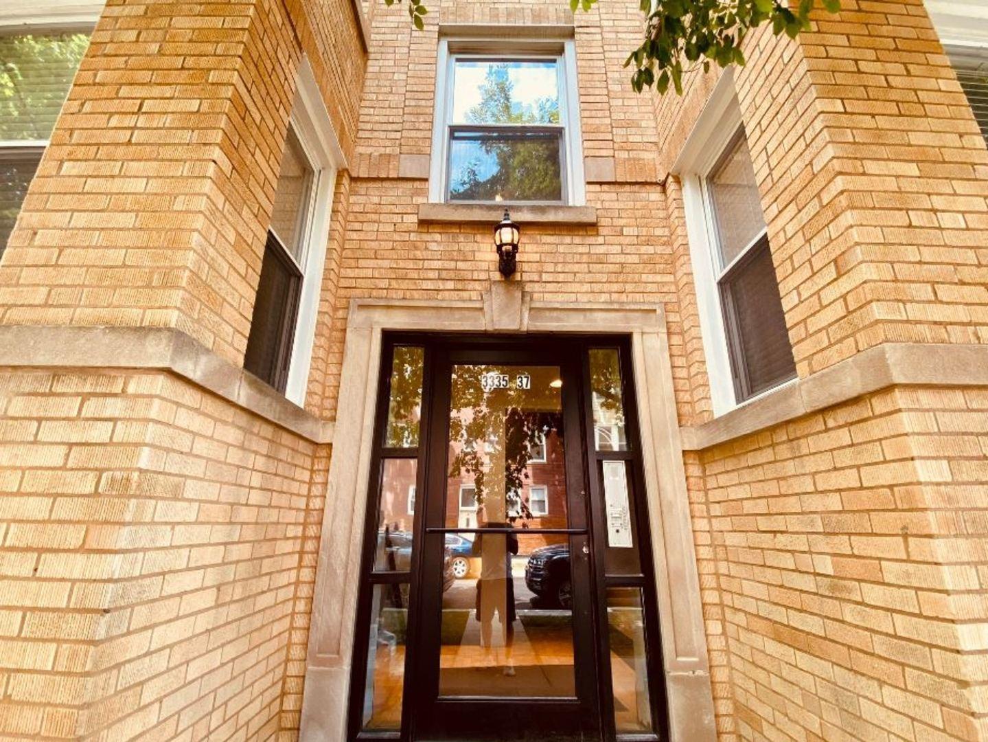 3337 W Byron Street #G, Chicago, IL 60618 - #: 10782694