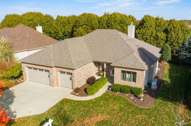 Photo of 422 Heatherwood Drive, Oswego, IL 60543 (MLS # 10907694)