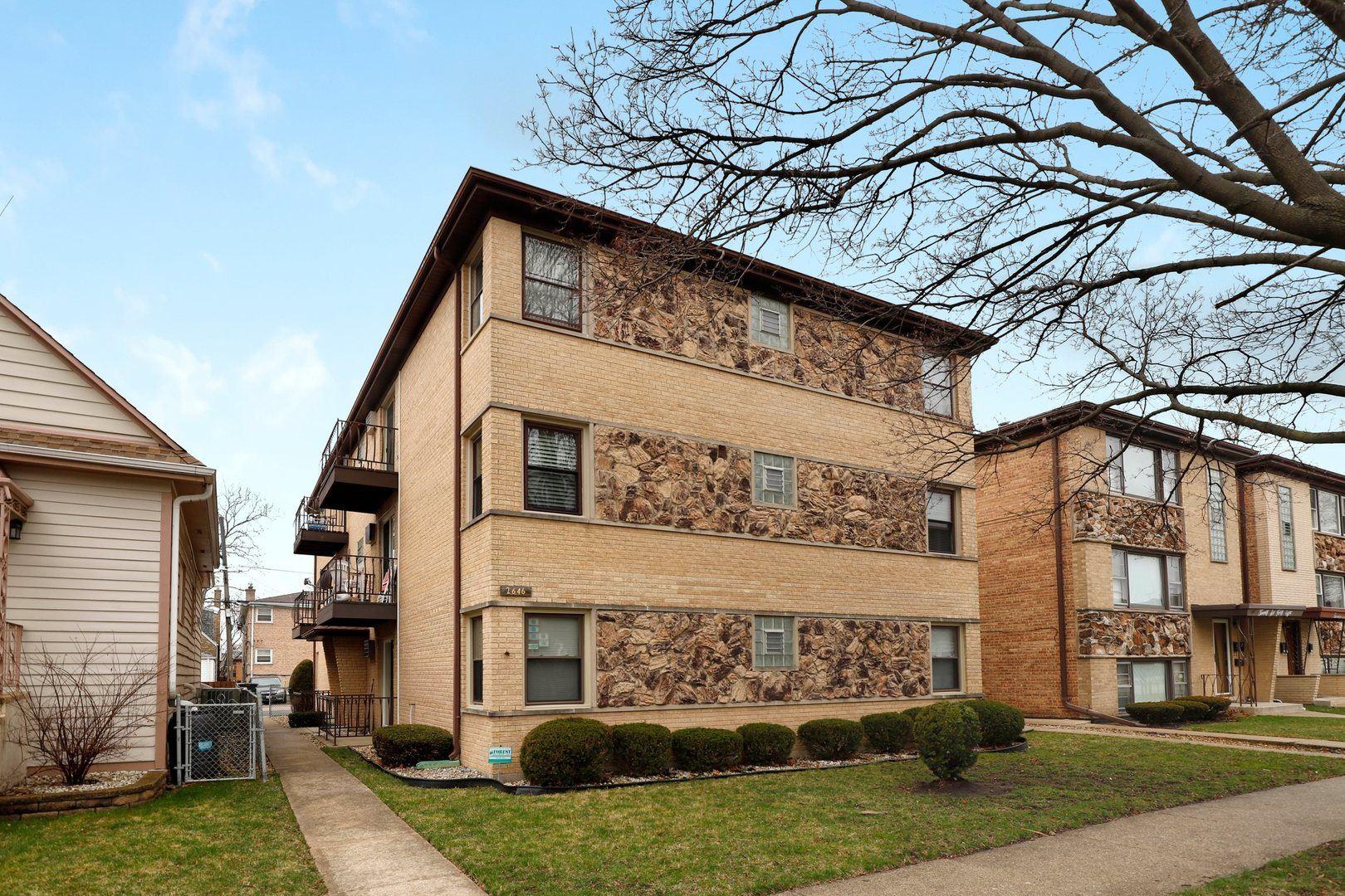 2646 N 72nd Court #2W, Elmwood Park, IL 60707 - #: 10676695