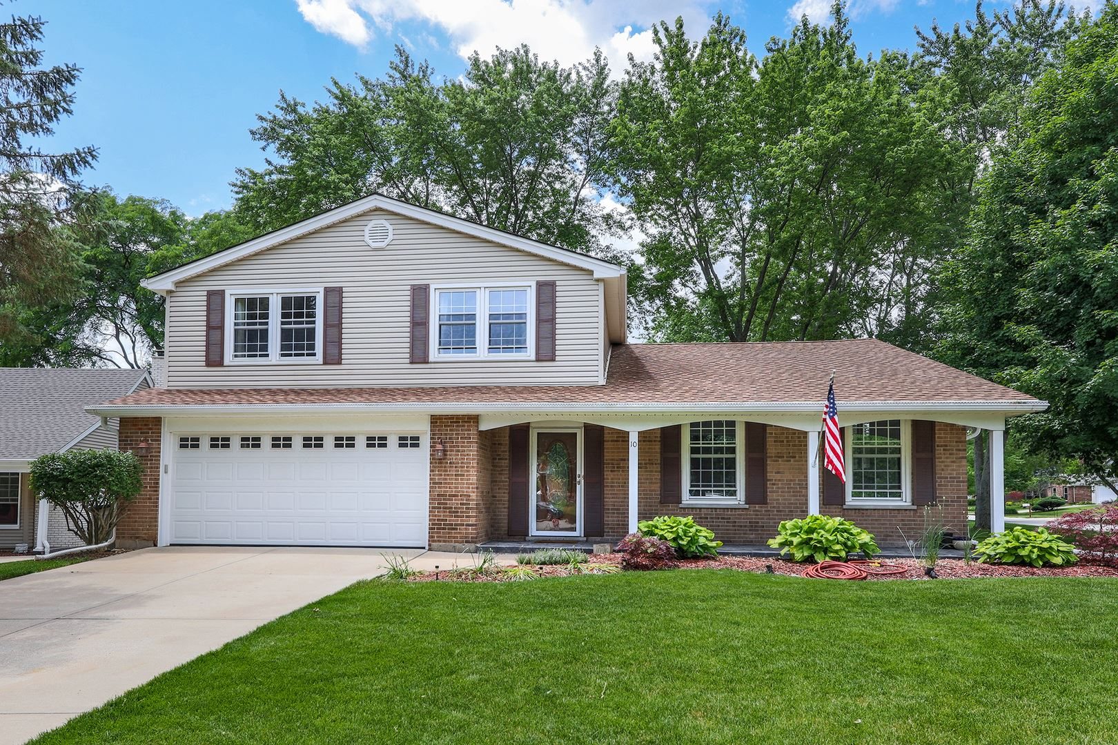 10 Papago Court, Naperville, IL 60563 - #: 10764696