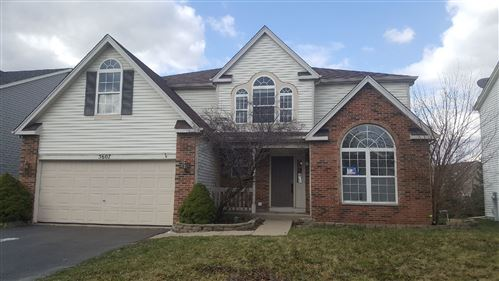 Photo of 5607 Arbor Gate Drive, Plainfield, IL 60586 (MLS # 10681697)
