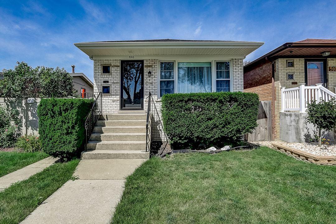 5916 S Normandy Avenue, Chicago, IL 60638 - #: 10785697