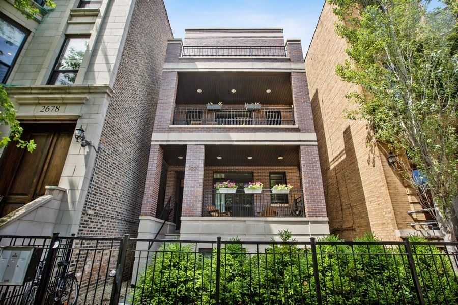 2680 N Orchard Street #2, Chicago, IL 60614 - #: 10812697