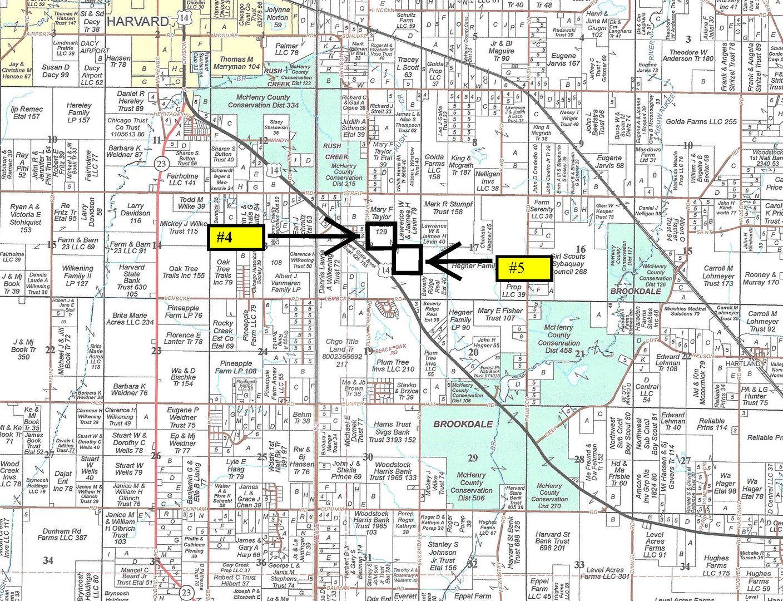 Lot 4 & 5 Lindwall Road, Harvard, IL 60033 - #: 10562698
